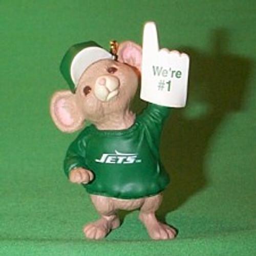 1996 NFL - New York Jets