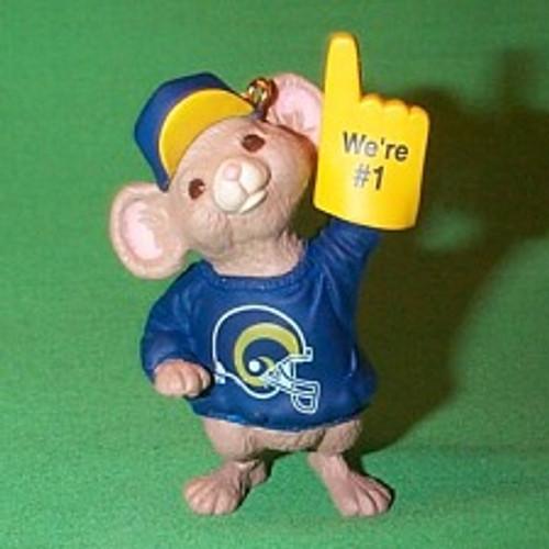 1996 NFL - St Louis Rams