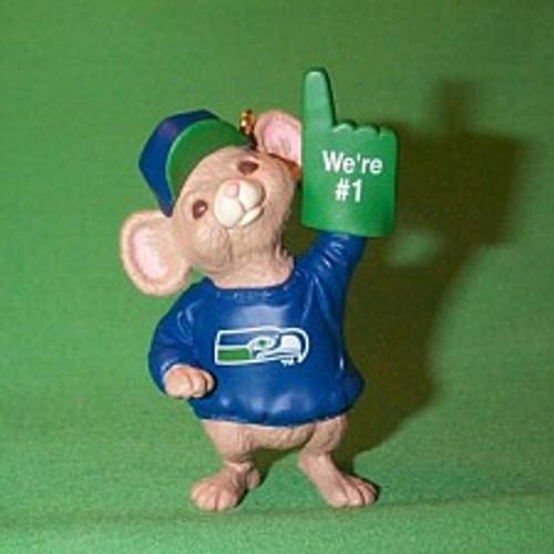 1996 NFL - Seattle Seahawks