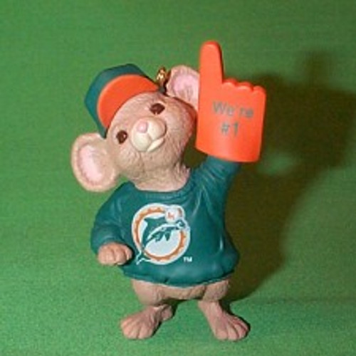 1996 NFL - Miami Dolphins