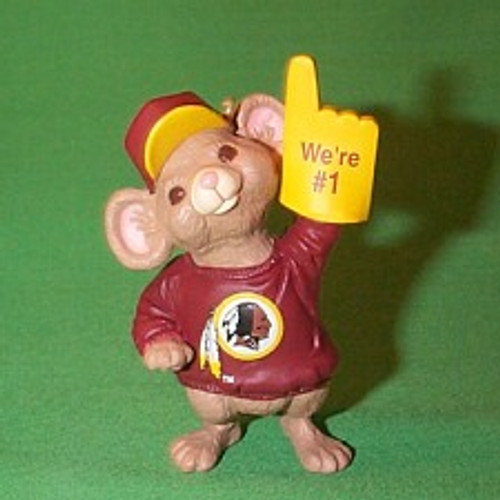 1996 NFL - Washington Redskins