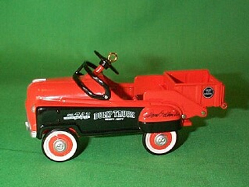 1997 Kiddie Car Classic #4 - Dump Truck - Colorway