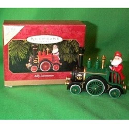 1999 Jolly Locomotive - Colorway
