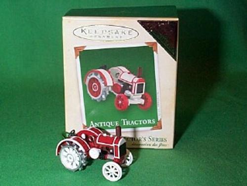2005 Antique Tractors #9 - Colorway