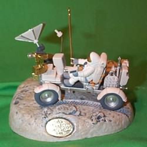 1999 Journey Into Space #4F - Lunar Rover