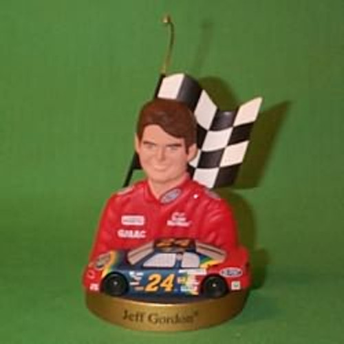 1997 Stock Car #1 - Jeff Gordon