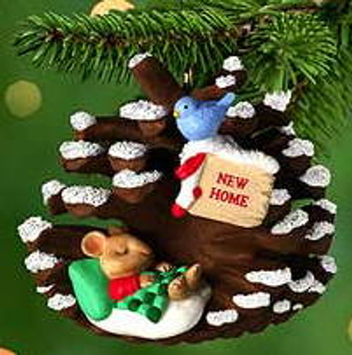 2000 New Home Hallmark Ornament
