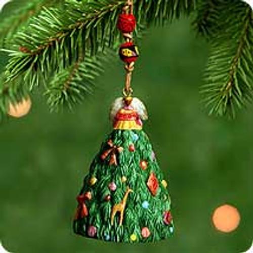 2000 Angel-Blessed Tree Hallmark Ornament