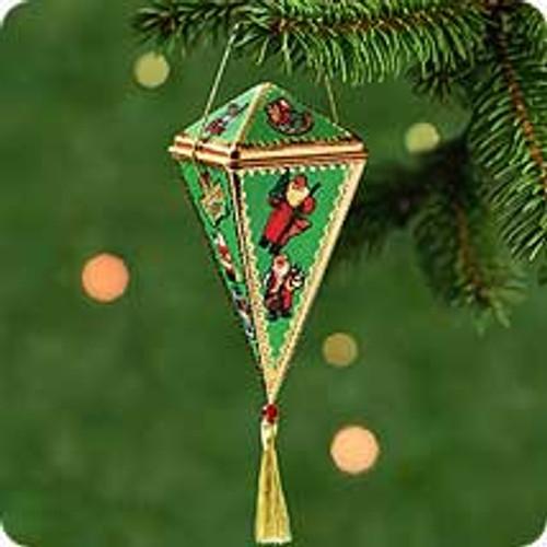 2000 Memories Of Christmas Hallmark Ornament