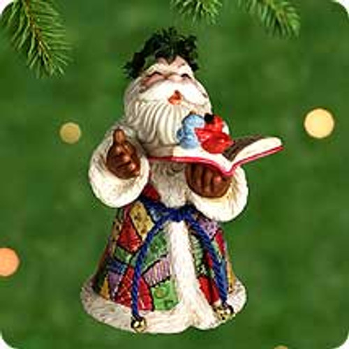 2000 Toy Shop Serenade Hallmark Ornament