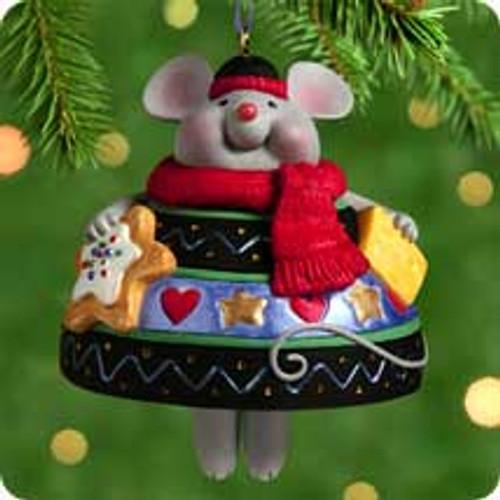 2000 The Christmas Belle Hallmark Ornament