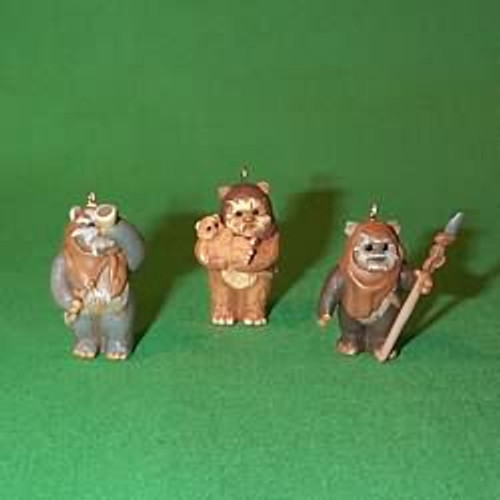 1998 Star Wars - Ewoks
