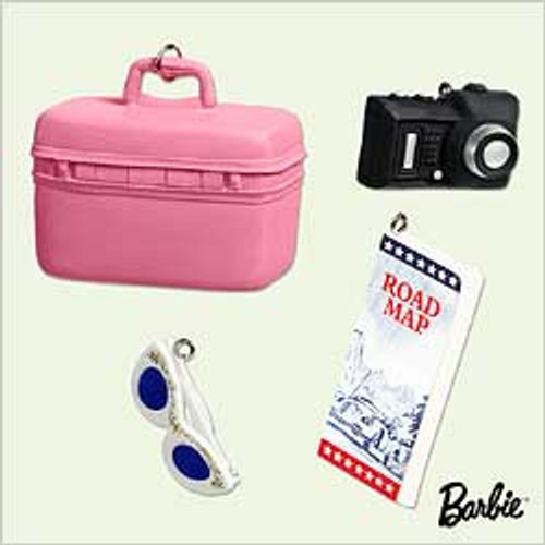 2005 Barbie - Road Trip Minis