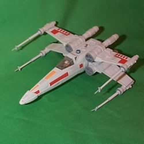 1998 Star Wars -X Wing Starfighter