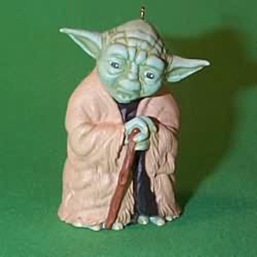 1997 Star Wars - Yoda