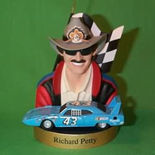 1998 Stock Car #2 - Richard Petty