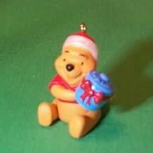 1997 Disney - Winnie The Pooh Honey Gift