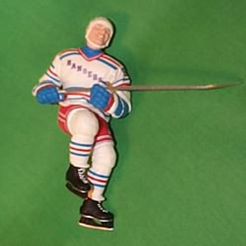 1997 Hockey Greats #1 - Wayne Gretzky