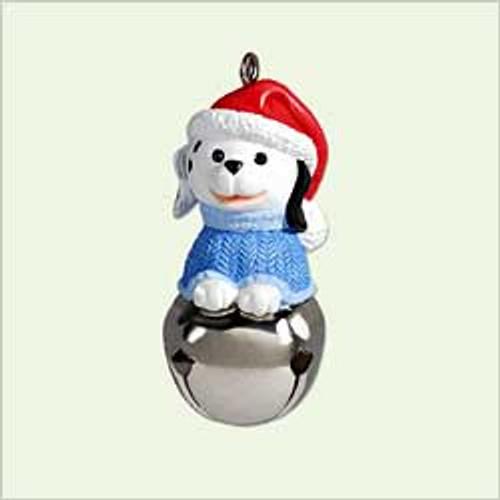 2005 Christmas Bells #11F - Dog