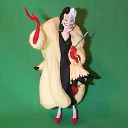 1998 Villians #1 - Cruella Deville
