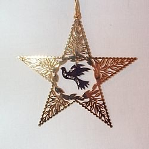 1990 Hall Family Ornament - No Card