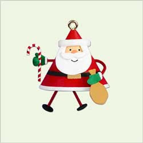 2005 Dancing Santa