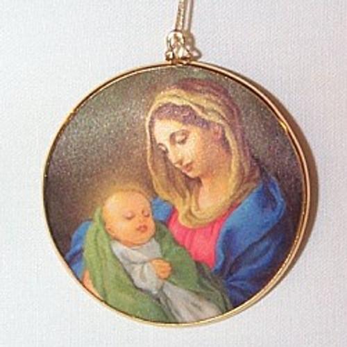 1992 Hall Family Ornament - No Card