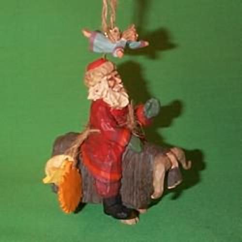 1995 Guiding Santa
