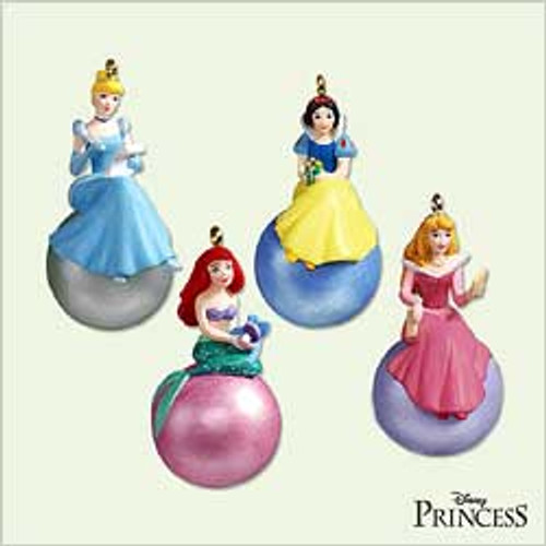 2005 Disney - Royal Princesses - Set 4