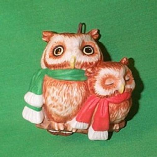 1992 Watch Owls