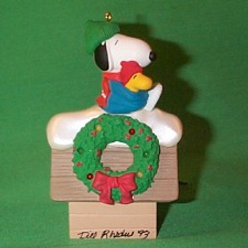 1992 Peanuts Lighted #2