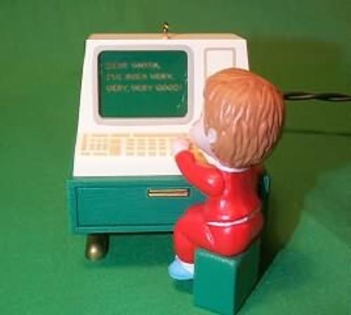1990 Letter To Santa
