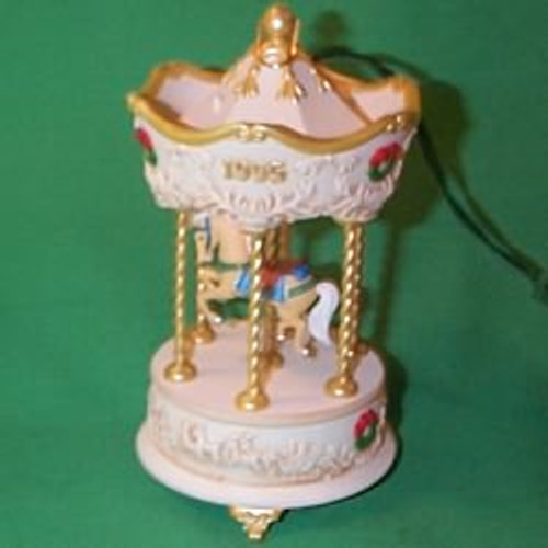 1995 Tobin Fraley Carousel #2 - Lighted