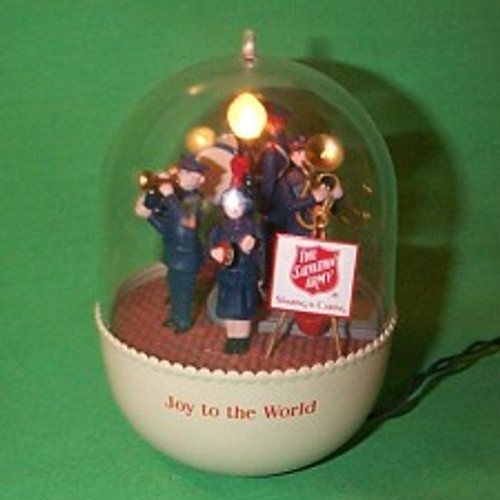 1991 Salvation Army Band