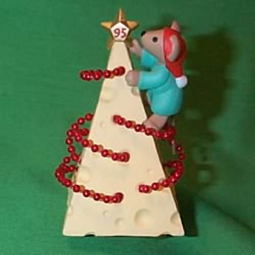 1995 Chris Mouse #11 - Tree