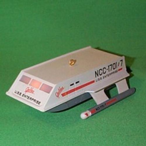1992 Star Trek - Shuttlecraft Galileo