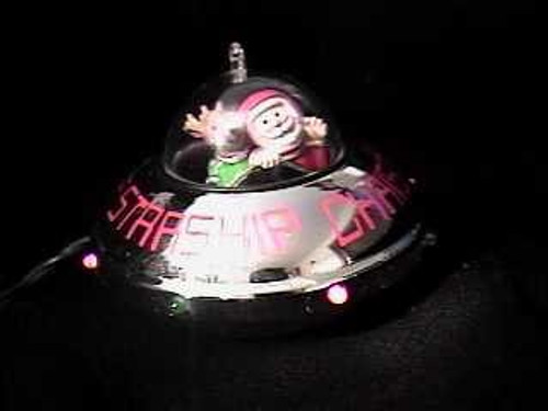 1990 Starship Christmas