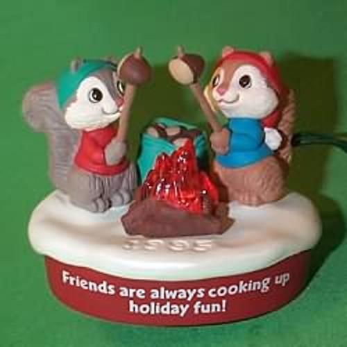 1995 Friends Share Joy