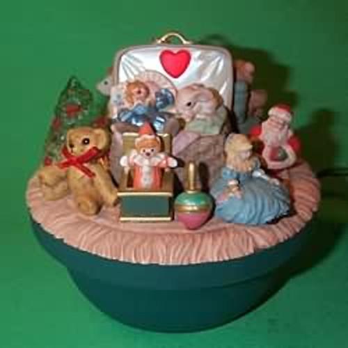 1995 Victorian Toy Box