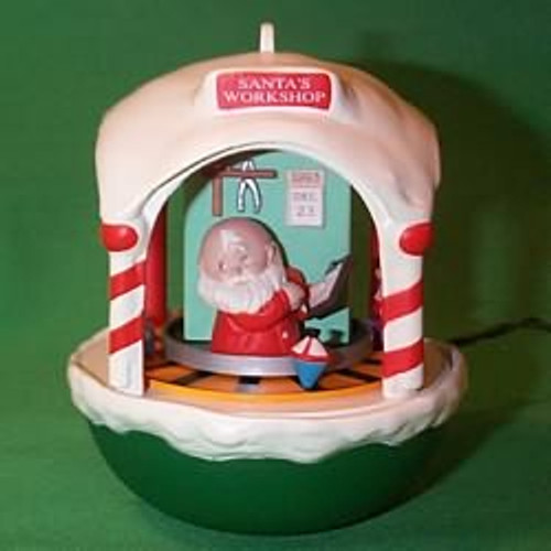 1993 Santa's Workshop