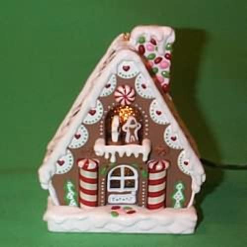 1994 Gingerbread Fantasy
