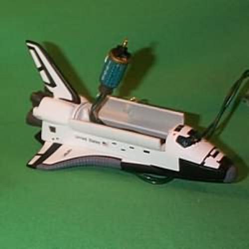 1995 Space Shuttle-light