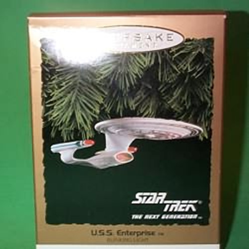 1993 Star Trek Next Generation Enterprise