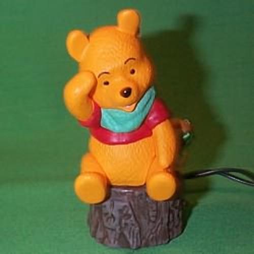 1993 Winnie Pooh Lighted