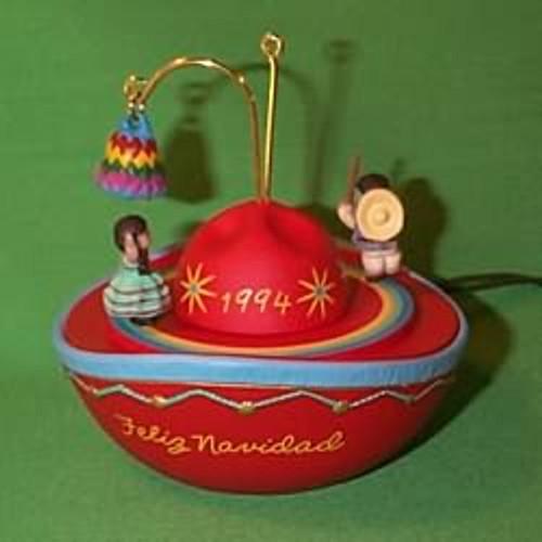 1994 Feliz Navidad - Lighted