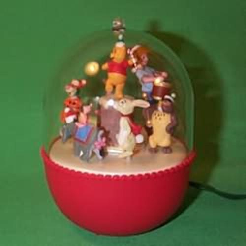 1994 Winnie The Pooh - Lighted