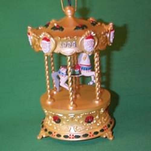 1994 Tobin Fraley Carousel #1 - Lighted