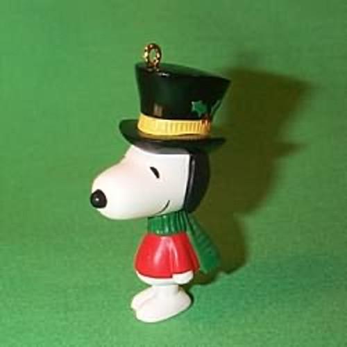 1995 Promo - Snoopy