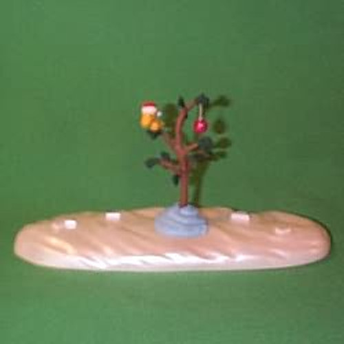 1995 Promo - Tree Base