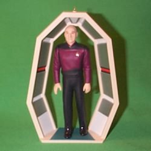 1995 Star Trek - Jean Luc Picard